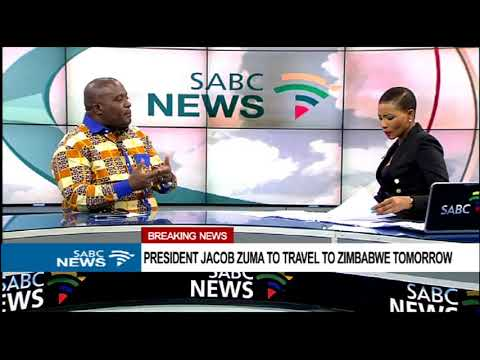 SADC's intervention in Zimbabwe: Brian Kagoro