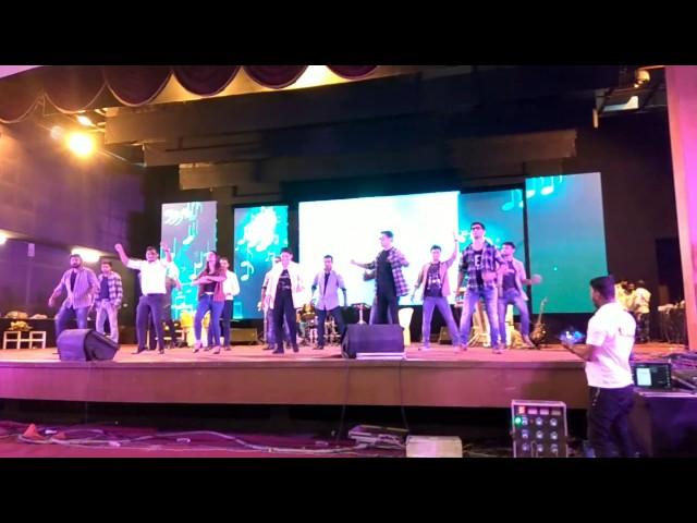BNI Alchemist Dance Performance at Conclave, Surat