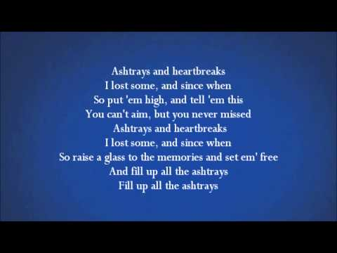 Ashtrays and Heartbreaks (Lyrics) - Snoop Lion Ft. Miley Cyrus