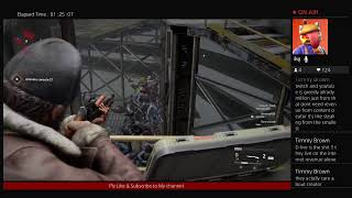 World War Z the Game {Road To 700 Subs}