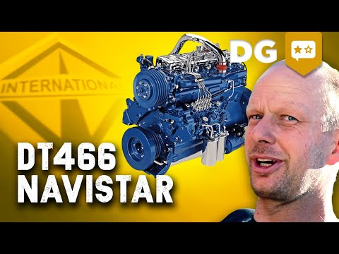 REVIEW: Everything Wrong With a 7.6 Navistar DT466 Diesel