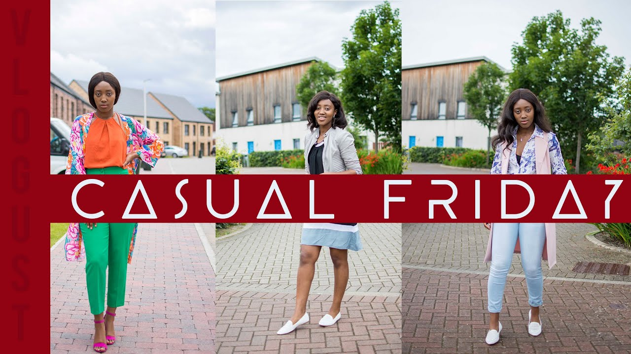 CASUAL FRIDAY OUTFIT IDEAS || MBAIRE WANGUI 1