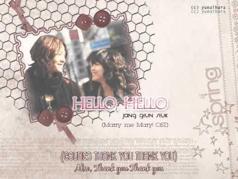 Hello Hello (Marry Me Mary OST) Lyrics (Romaji + Eng Translation)