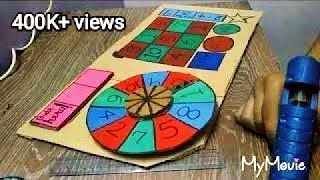 wow! an amazing game on probability must watch it  how to make a game at home real cool fun