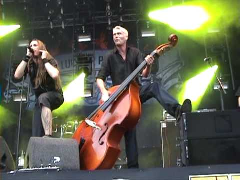 "The Lucifer Principle - Pitch Black Dawn ""Zwarte Cross 2009"""