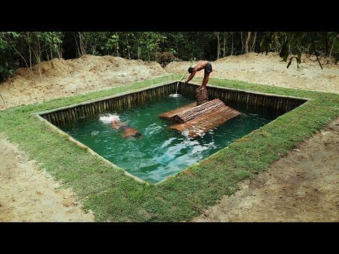 Build A Underwater Villa And Living Full Day