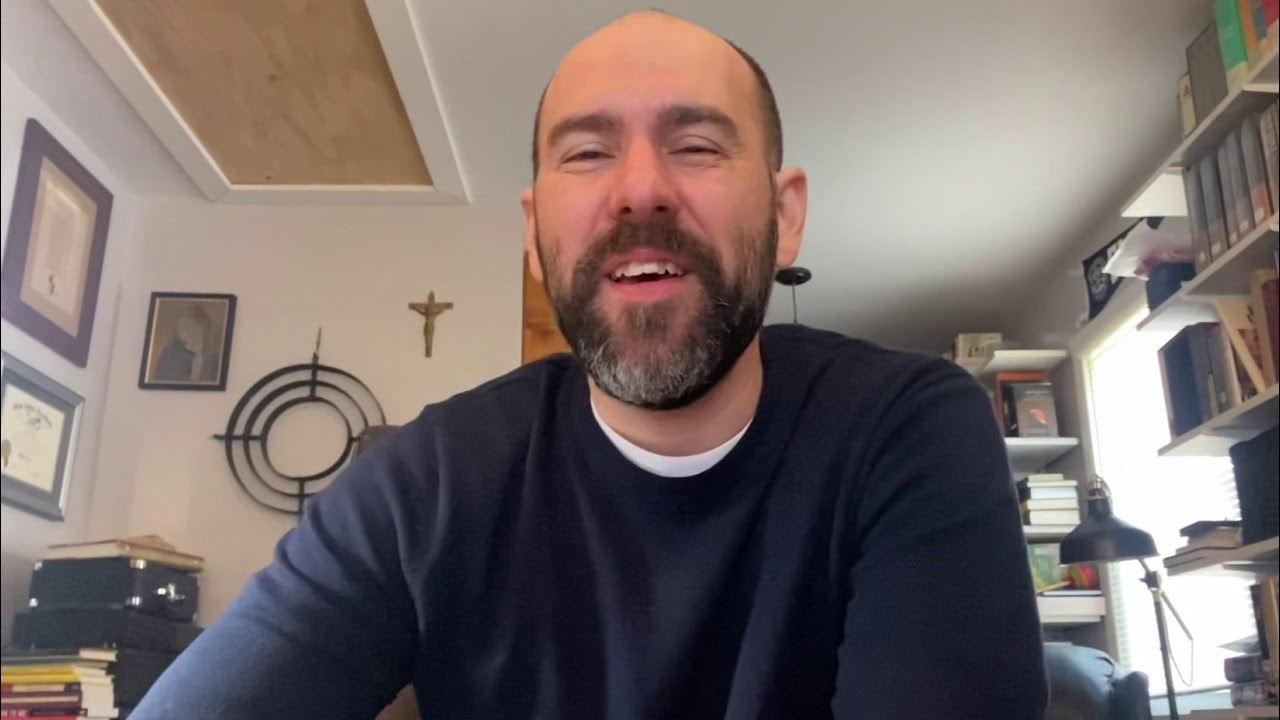 Message from Pastor Scott 3/4/2021