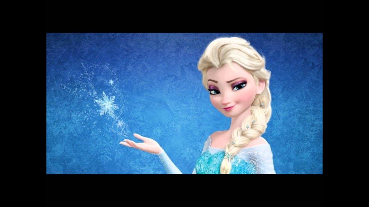 Ich lass los/ Let it go (Cover) - Die Eiskönigin - YouTube