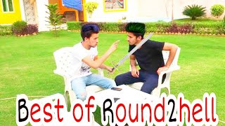 Round2hell || R2H || NAZIM WASIM AND ZAYN || BEST of round2hell || MORADABAD BOYS