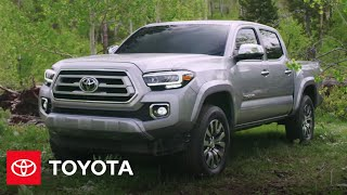 2021 Tacoma Overview | Toyota