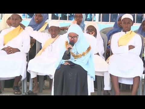 MOMBASA MUSLIM ACADEMY PRIZE GIVING DAY 2019