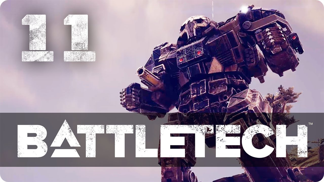 A nice salvage efficiency trick ★ Battletech 2018 Campaign Playthrough #5
