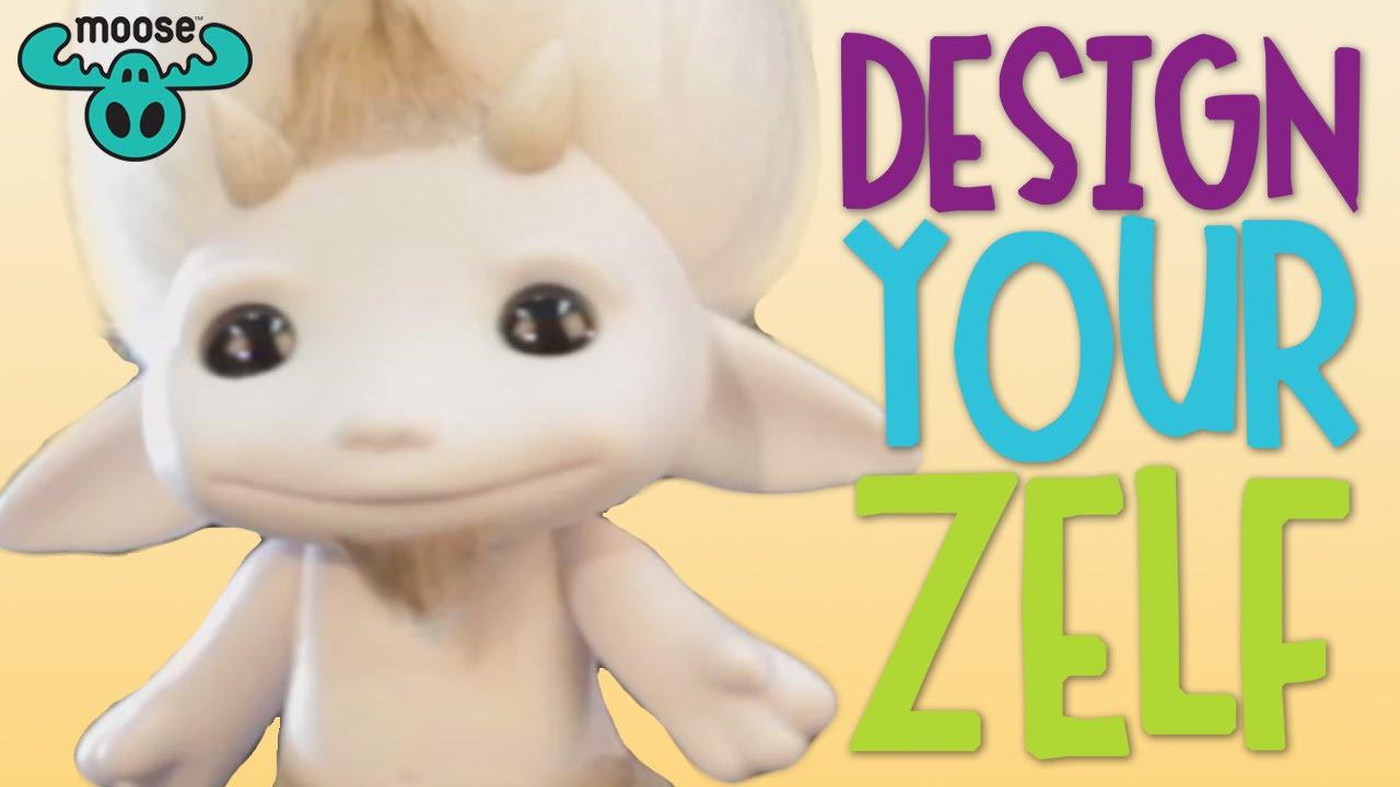 Super Design Your Zelf! - YouTube @AD-58