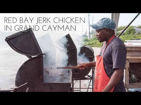 Grand Cayman | Red Bay Jerk Chicken | FED Guides