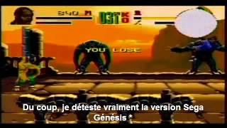 AVGN vostfr - 039 - Shaq Fu