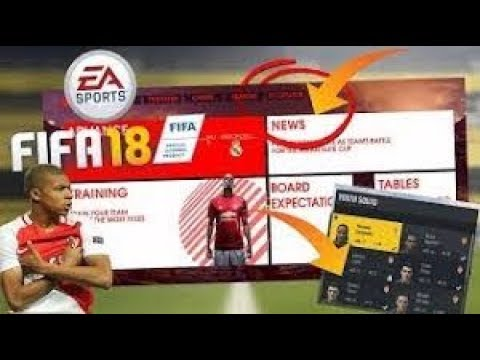 FIFA 18 CAREER MODE: BEST YOUNG PLAYERS TO GET FOR FREE THE FIRST SEASON ON PRE-CONTRACT (BOSMAN)