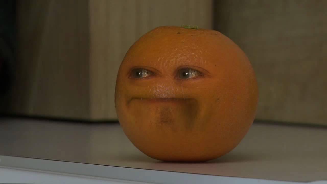 video da laranja irritante gratis