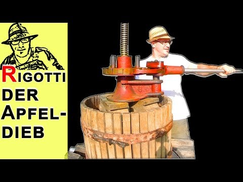Apfelsaft und Cidre selber machen