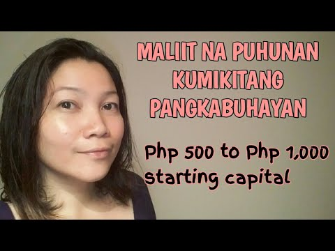 5 SMALL BUSINESS IDEAS IN THE PHILIPPINES. With 500 to 1,000 starting capital.