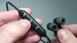 наушники-гарнитура внутриканальные (вакуумные) беспроводные Bluetooth JBL E10, black (РЕПЛИКА)