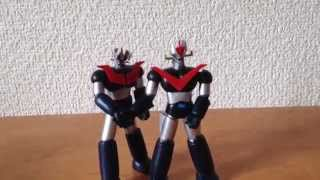 Great Mazinger Z Gashapon toy Figure Japan