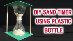 The Perfect 1 Minute Sand Timer - DIY Crafts