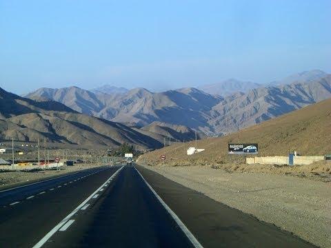 Pachamama by Bus, Caldera, Copiapó Province, Atacama Region, Chile, South America