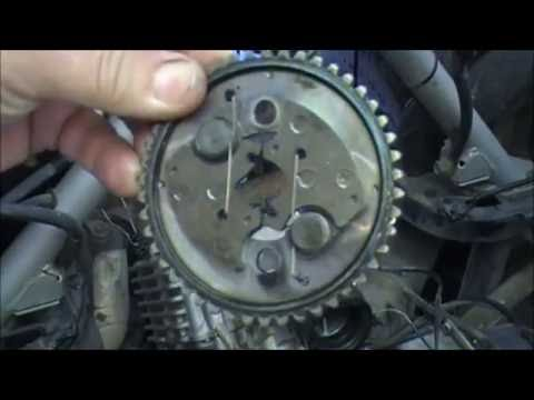 Suzuki King Quad Timing Marks