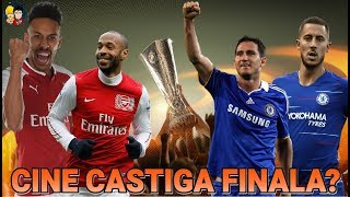 Arsenal-Chelsea/Finala Europa League