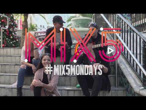 MIX5 - Medley #MIX5Mondays