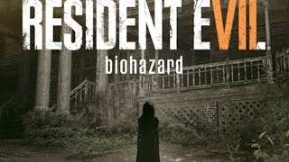 I DONT WANT TO GO IN | Resident Evil 7 Biohazard
