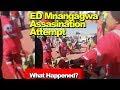 President ED Mnangagwa Assasination Attempt in Bulawayo ,What Really Happened?