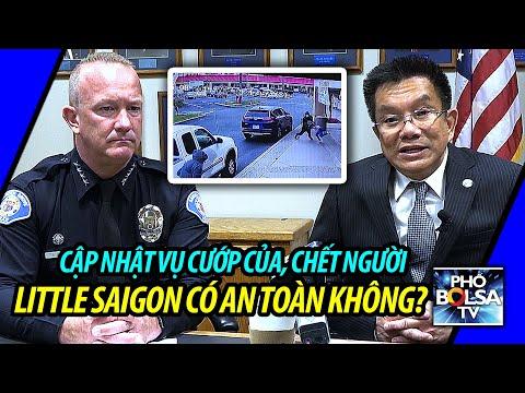 Cướp của, chết người giữa ban ngày, Little Saigon có còn là nơi an toàn?