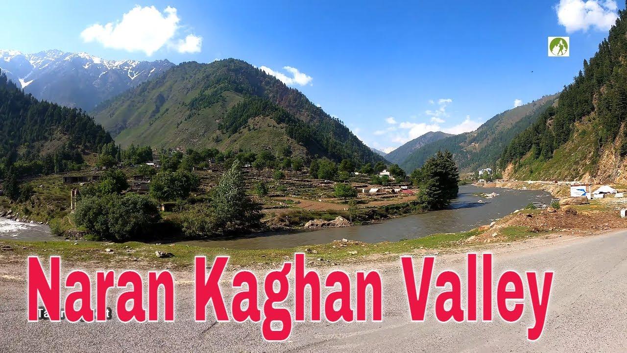 Naran Kaghan Valley Road Trip KPK Pakistan