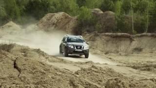 2016 Nissan Terrano Новый мотор АТ Ниссан Террано Игорь Бурцев Тест Драйв