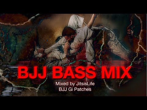 BJJ MUSIC MIX - ULTIMATE Jiu Jitsu Workout Motivation Music Mix TRAP DUBSTEP BASS HOUSE‬