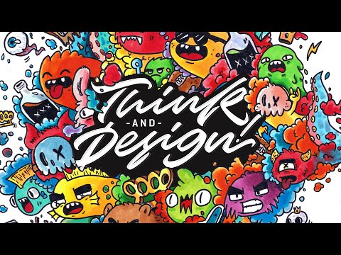 Think And Design! [Vexx Art Collaboration]