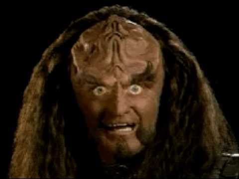 Klingon: Do you speak Klingon?