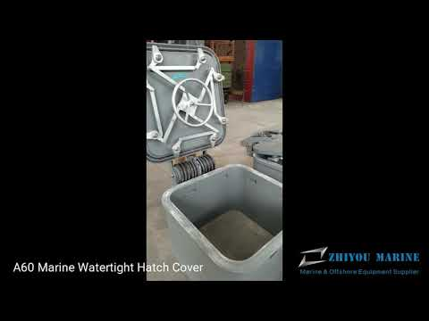 A60 Marine Watertight Hatch Cover