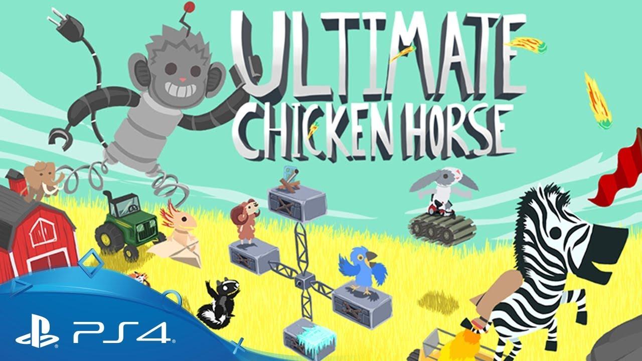 Ultimate chicken horse cheat code
