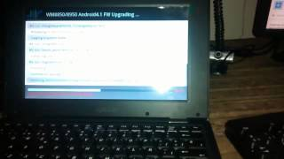 Repeat youtube video Como Desbloquear o reinstalar Adroid en el Portátil GALILEO (MYF) Full 2014