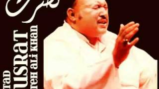 Manam Mehve Khayale Oo   Kalam Bu Ali Qalandar   Nusrat Fateh Ali Khan    YouTube