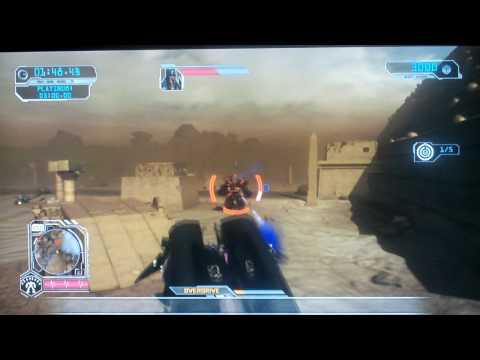 Transformers:Revenge of the Fallen-Final Boss Fight