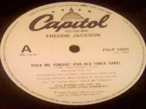 FREDDIE JACKS   ROCK ME TIGHT