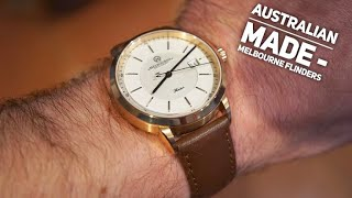 The Most Practical Dress Watch Ever? Melbourne Flinders Watch Review