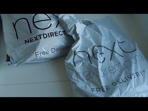 Распаковка Next с примеркой// Sale -50%