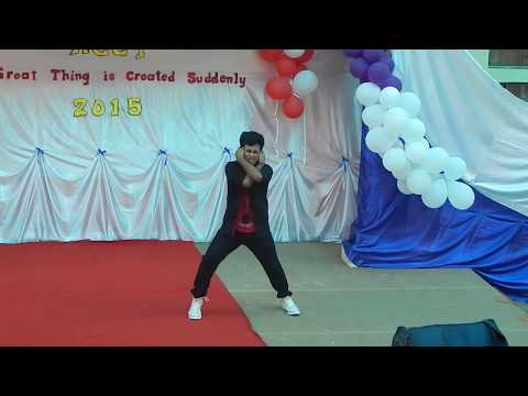 RAGHAV new dance 2017 best dance BY DEEPTAMAN RAY on tujhe bhule diya