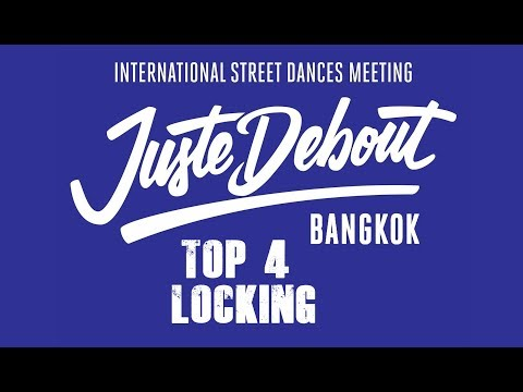 JOSE, KAYI Vs SMILE, RAMY | SM LOCKING 2vs2 | JESTE DEBOUT BANGKOK 2019
