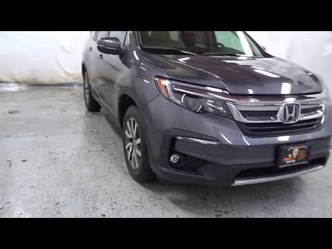 2019 Honda Pilot Hudson, West New York, Jersey City, Tenafly, Paramus, NJ HHKB018702