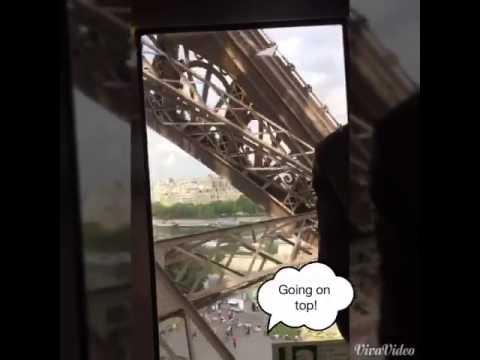Trip to Paris France : My Experience My Travel (eiffel, arc de triomphe, louvre museum)